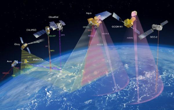 إطلاق قمر صناعي لمواجهة الاحتباس الحراري