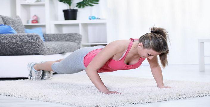 دراسة : التمارين القصيرة تساعدك فى الحفاظ على وزنك