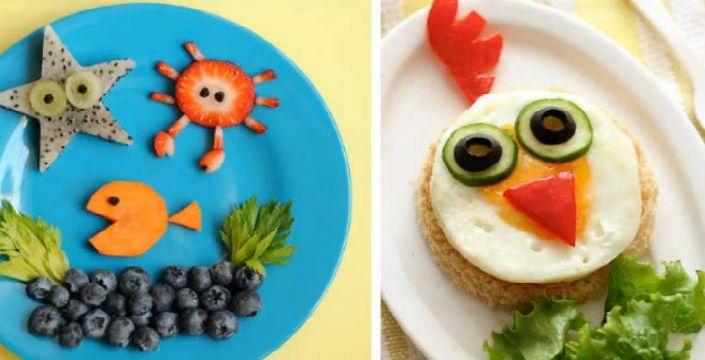 60 صورة لوجبات شهية ومبهجة اصنعيها لطفلك