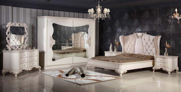 احدث تصميمات غرف النوم 2014