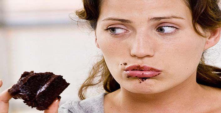 تناولي الحلوى بدون زيادة في الوزن!!