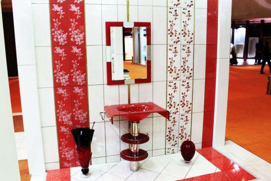 موضة 2010 لسيراميك الحمامات