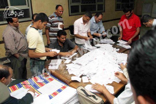 التنافس شديد بين مرسي وشفيق وأبو الفتوح وحمدين